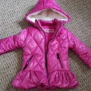 Toddler girls peacoat jacket size 2T